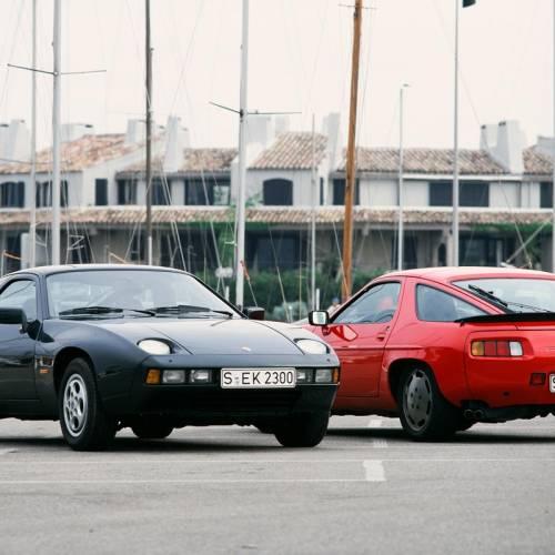 Los 10 mejores coches de los años 70