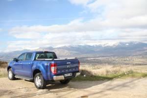 Prueba Ford Ranger Limmited 2.2 TDI 160 CV