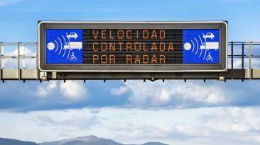 Los radares siempre están señalizados