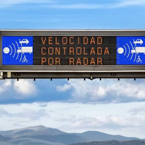 Este es el radar que más multa en Madrid