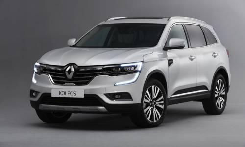Renault Koleos, precios en España del SUV de gran tamaño de Renault