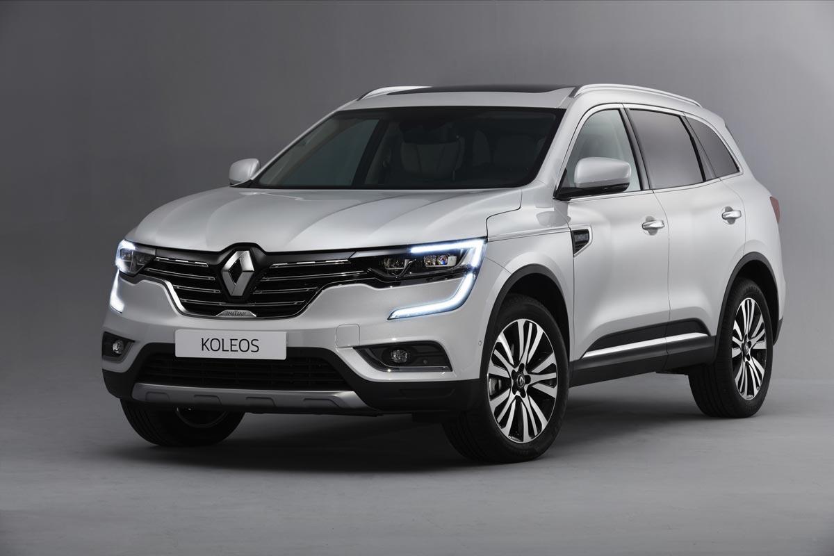 Renault Koleos, precios en España del SUV de gran tamaño ...