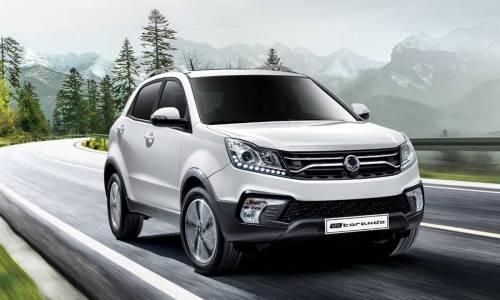 SsangYong Korando 2017: precios del SUV coreano en España
