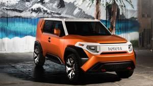 Toyota FT-4X Concept (fotos)