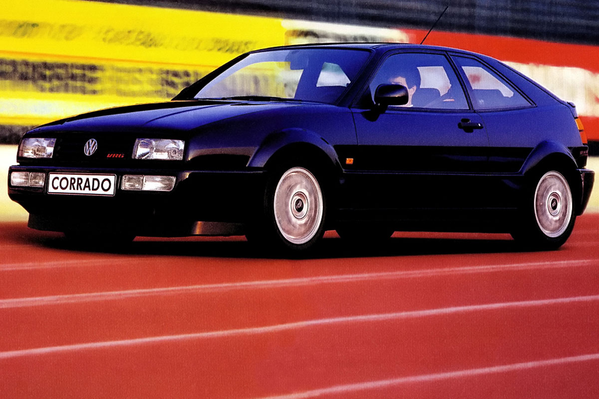 Volkswagen Corrado VR6