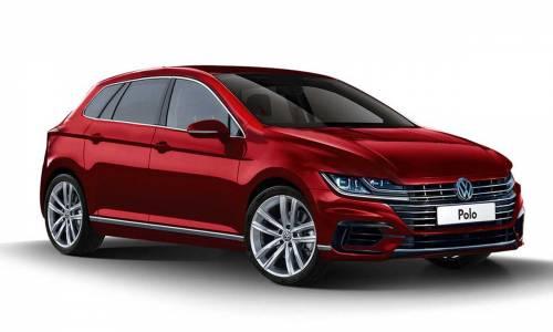 Volkswagen Polo 2018, así podría ser su aspecto definitivo
