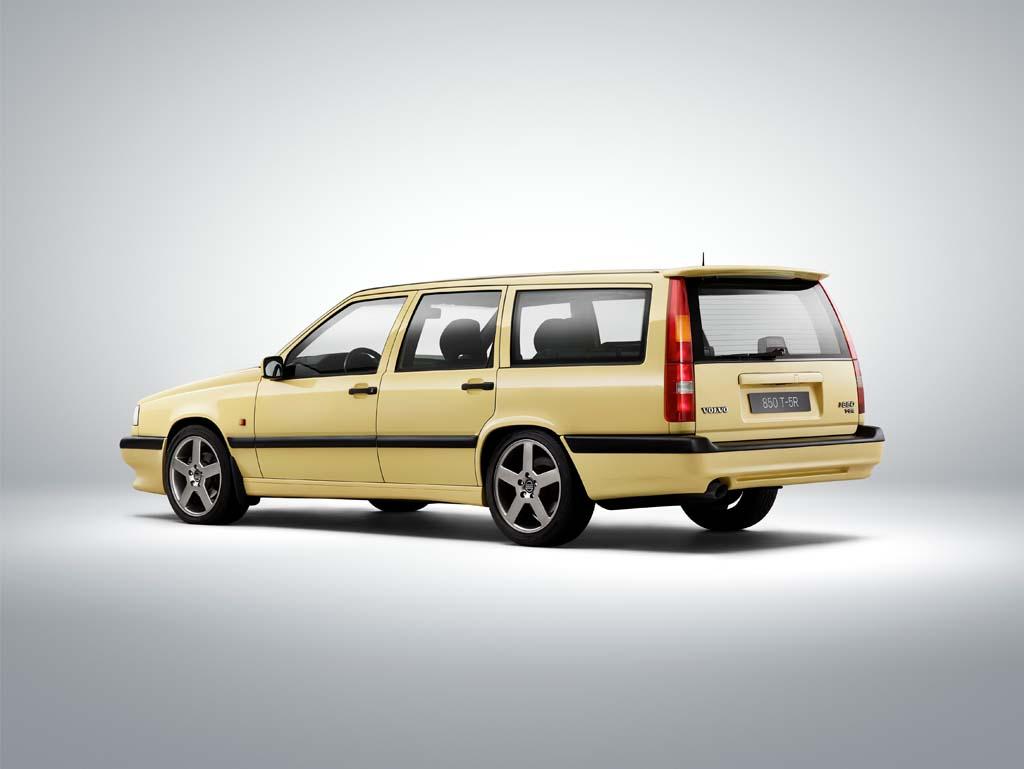 Volvo 850 T-5R mejores historia