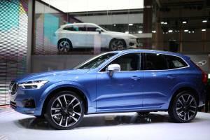 Volvo XC60 2017, precios