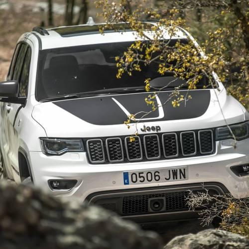 Jeep Grand Cherokee 2017: así queda la gama en España