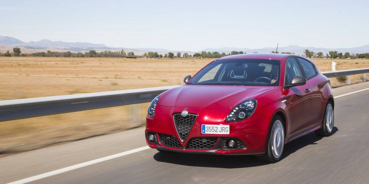 Alfa Romeo Giulietta 1.7 TB 240 CV Veloce, a prueba: la bella máquina