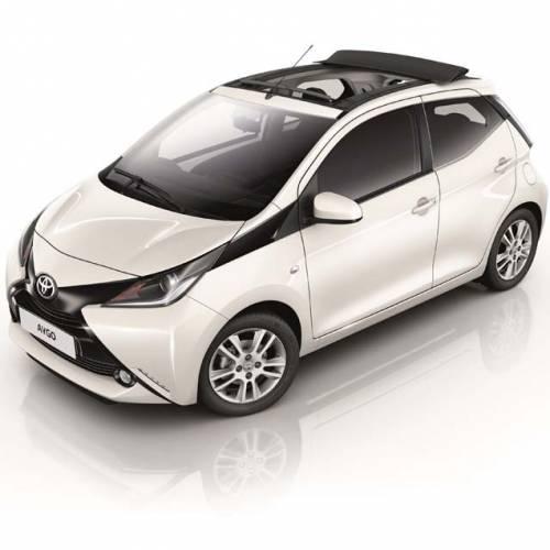 El Toyota Aygo 2017 renueva su gama con las versiones descapotables