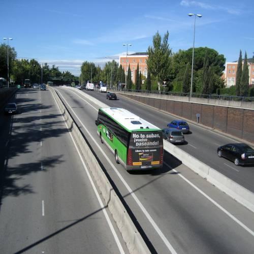 ¿Qué coches pueden usar legalmente el bus-VAO?