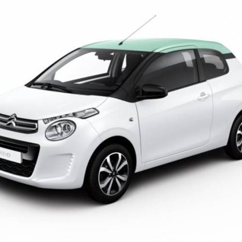 Nueva serie especial City Edition para el Citroën C1