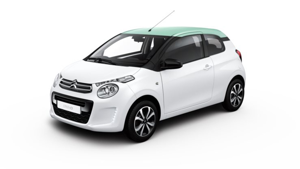 Citroën C1 City Edition