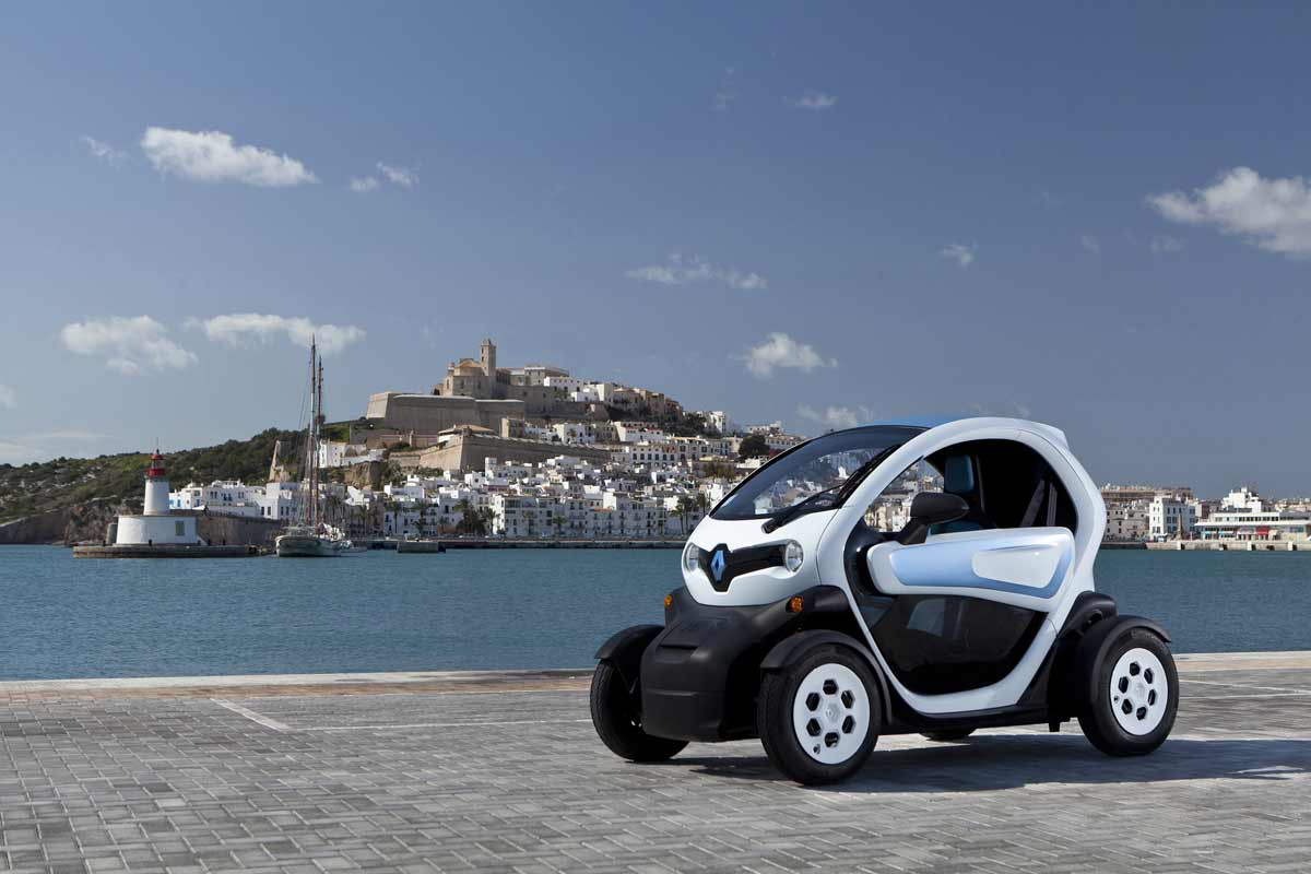 Los coches eléctricos que se venden en España (fotos)