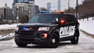 Los coches de policía más espectaculares (fotos)