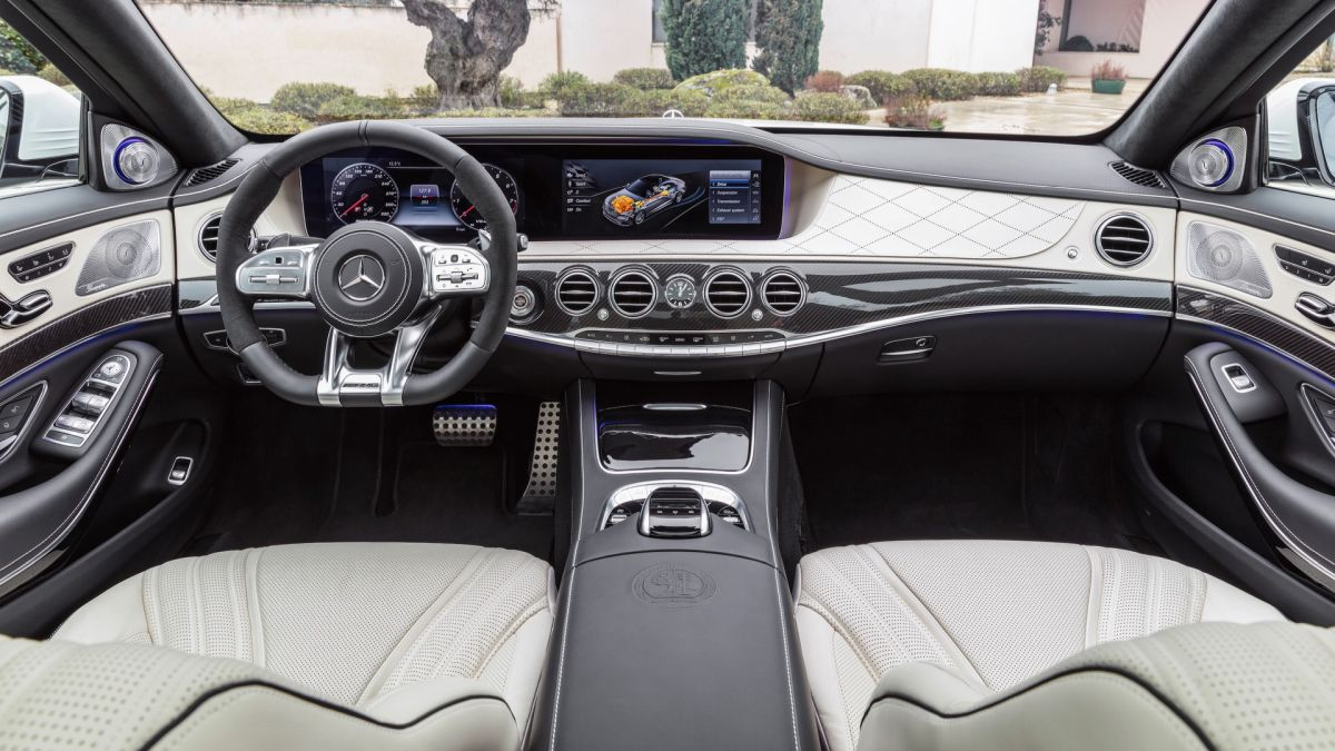 Nuevo mercedes benz clase s 2018 ltima tecnolog a con for Mercedes benz clase a 2018