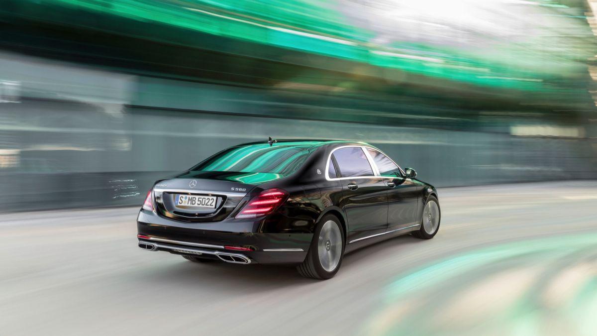 Nuevo mercedes benz clase s 2018 ltima tecnolog a con for Mercedes benz s680