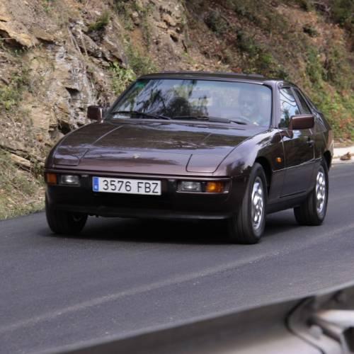 Porsche 924: historia, modelos y prueba