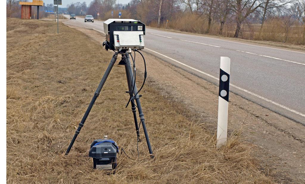 radar móvil. nuevos radares ilegales