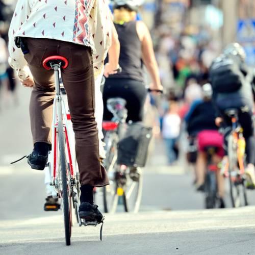 Las mejores ciudades para ir en bici