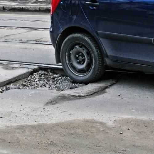 Carreteras en mal estado: ¿puedes reclamar si tienes un accidente?
