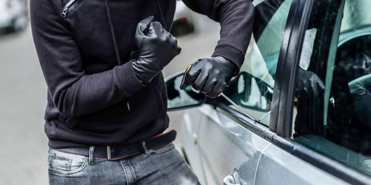 ¿Qué debes hacer si te roban el coche?