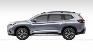 Subaru Ascent SUV Concept (fotos)