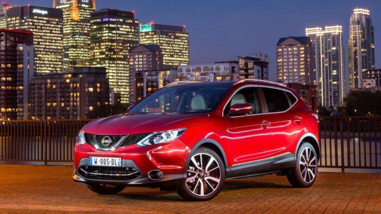 Los 20 SUV más vendidos en marzo de 2017 en España