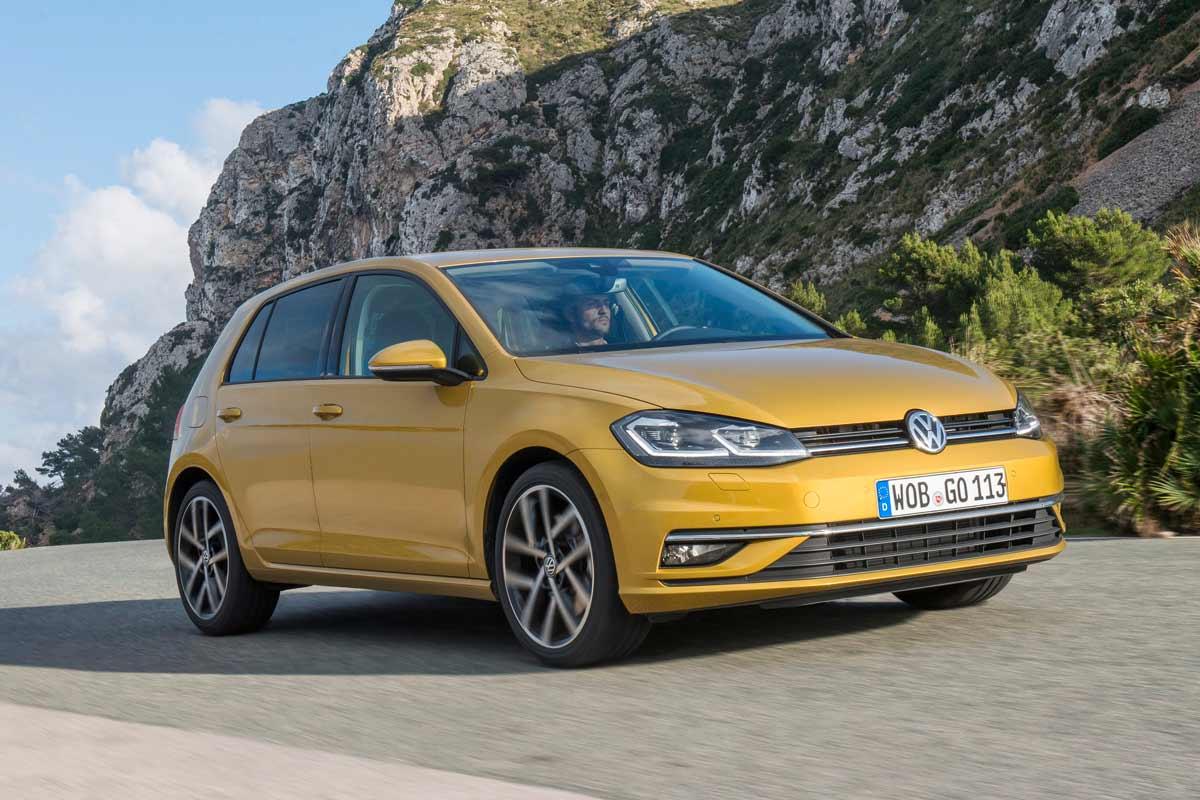 volkswagen golf 2017  llega el nuevo motor de gasolina 1 5 tsi evo