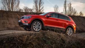 Volkswagen Tiguan 2017: pros y contras (fotos)