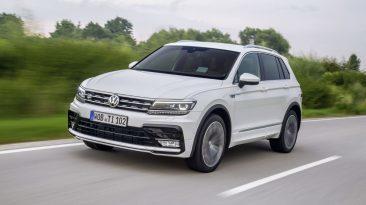 Volkswagen Tiguan 2017