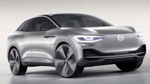 Volkswagen I.D. Crozz, el SUV eléctrico de VW (fotos)