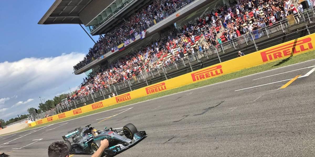 Hamilton vuelve a lo más alto del podio: el mundial es cosa de dos