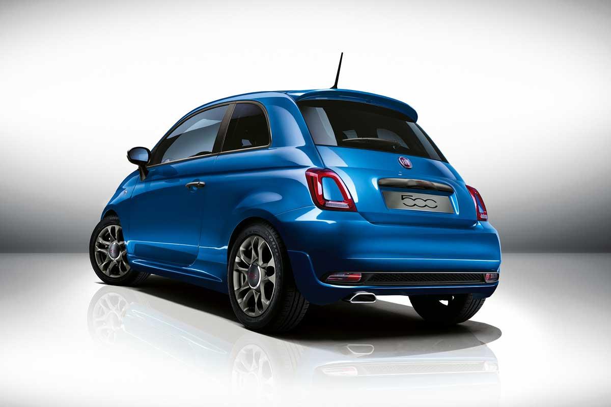 Real Gewinnspiel Fiat 500