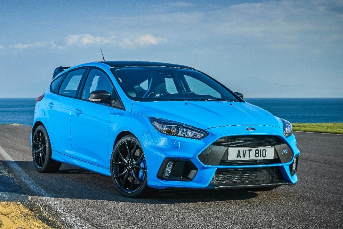 ford focus rs edition nuevo paquete opcional para el focus m s explosivo cosas de coches. Black Bedroom Furniture Sets. Home Design Ideas