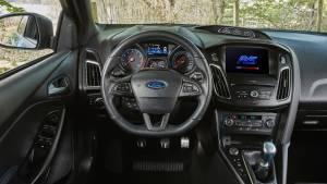 Ford Focus RS con el pack opcional