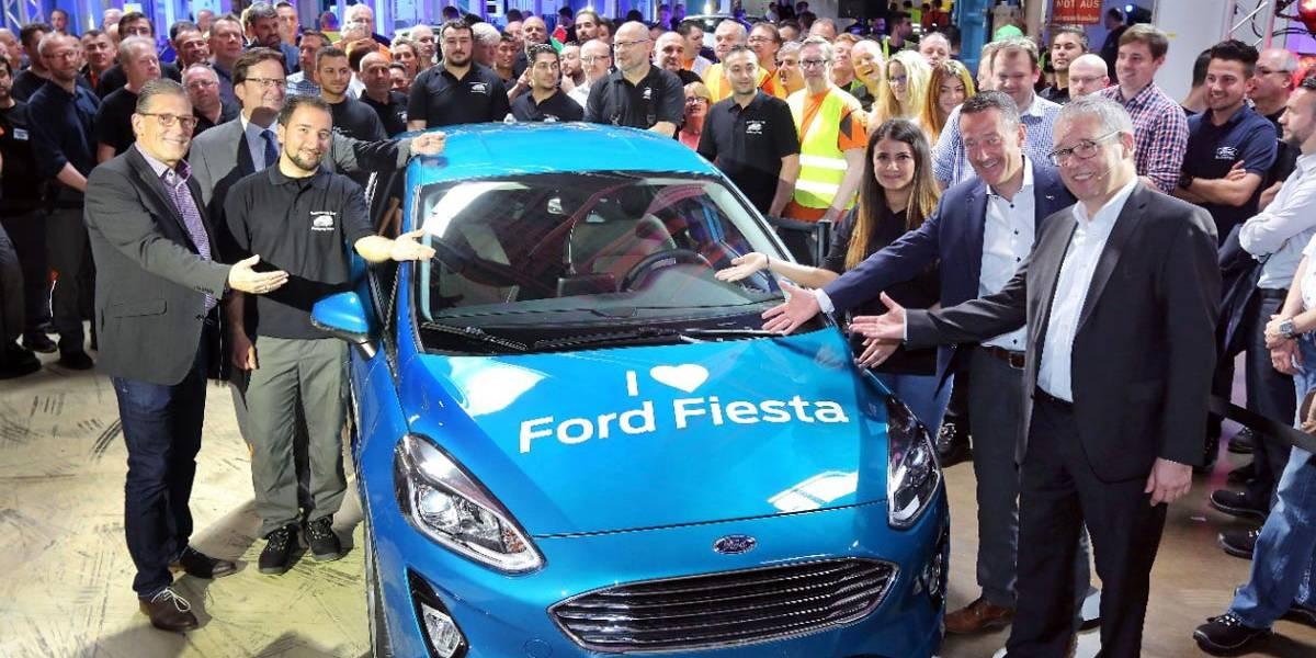 Ford Fiesta 2017: precios para España