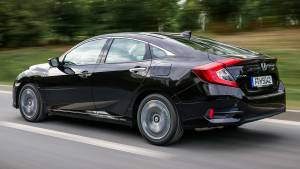 Honda Civic Sedan 2017 (fotos)