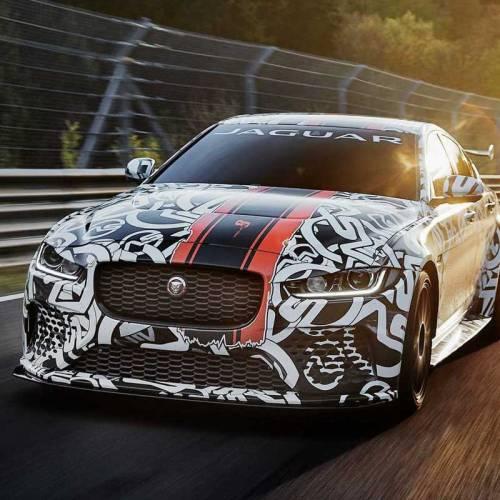 Jaguar XE SV Project 8, el Jaguar más potente de la historia