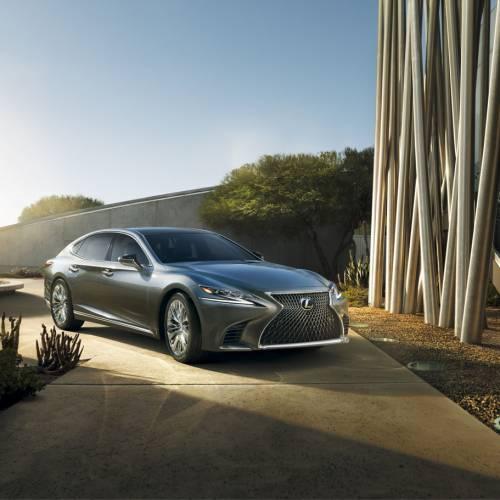 Lexus LS500h 2017: precios para España