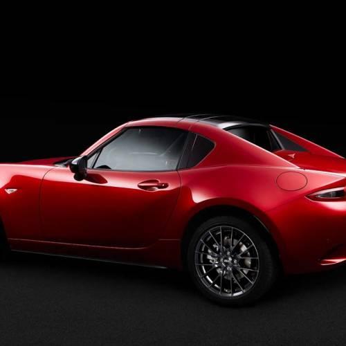 El Mazda MX-5 RF estrena la edición especial Ignition