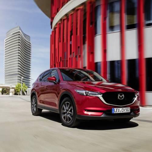 Mazda CX-5 2017: precios y primera prueba