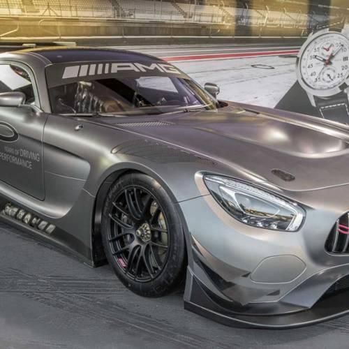 Mercedes-AMG GT3 Edition 50: mucho que celebrar