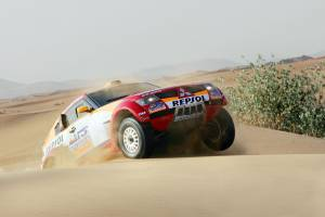 Mitsubishi Pajero Evo Dakar 2005