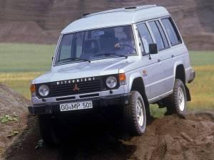 Mitsubishi Montero Wagon 1983–91