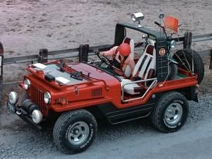 Mitsubishi Pajero concept I