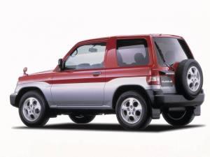 Mitsubishi Montero iO 3 puertas 1998–2000