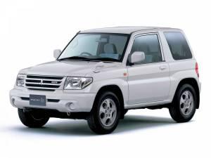 Mitsubishi Montero iO 3 puertas '2000–07