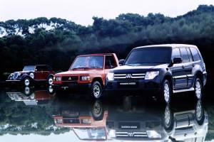 Mitsubishi Pajero - su herencia - large